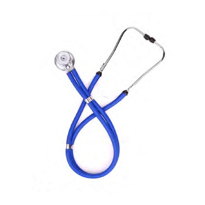 Rappaport stethoscope with extra spare parts